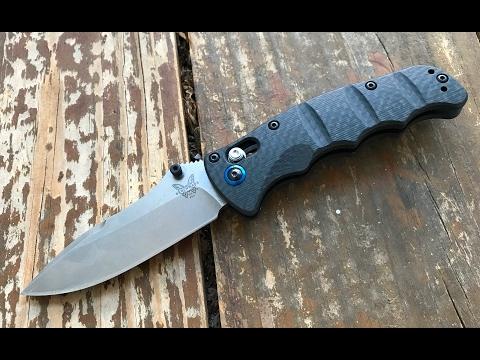 The Benchmade 484-1 Nakamura Pocketknife: The Full Nick Shabazz Review