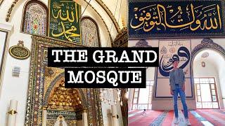 BURSA, TURKEY 🇹🇷 Grand Mosque And Exploring