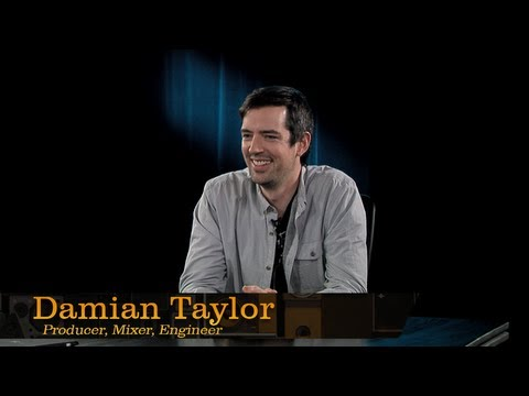 Pensado's Place #86 – Producer, Engineer, Mixer Damian Taylor