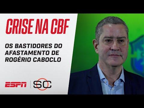 MUITA PRESSÃO E JOGADORES INCOMODADOS: Pedro Ivo detalha afastamento do ROGÉRIO CABOCLO da CBF