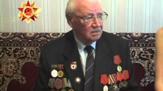 Ролик победитель в номинации Интервью с ветераном