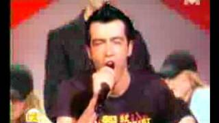 O-zone -Dragostea din tei (Live in France on M6 2005)