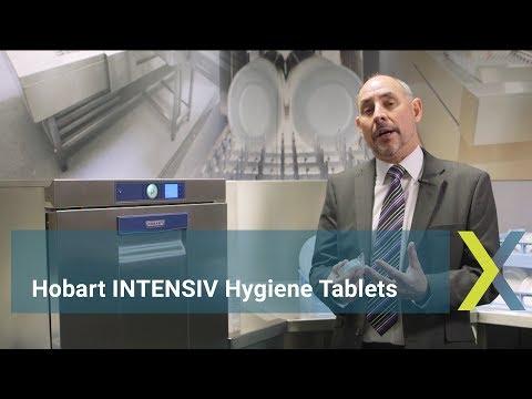 Hobart FXLS-10B Dishwasher In-built/Optional Softener