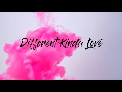 Different Kinda Love Lyric Video