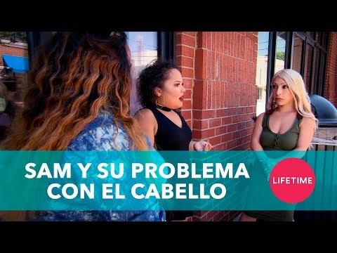 PEQUEÑAS GRANDES MUJERES ATLANTA: Sam y su problema capilar - (T3, E44)   Lifetime Latinoamérica