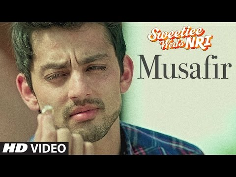 Download Atif Aslam: Musafir Song | Sweetiee Weds NRI | Himansh Kohli, Zoya Afroz | Palak  & Palash Muchhal HD Mp4 3GP Video and MP3