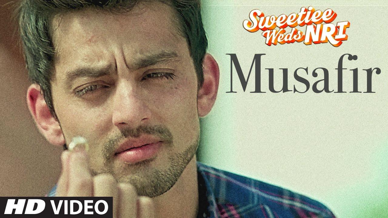 Musafir song lyrics - Atif Aslam & Palak Muchhal  | lyrics for romantic song