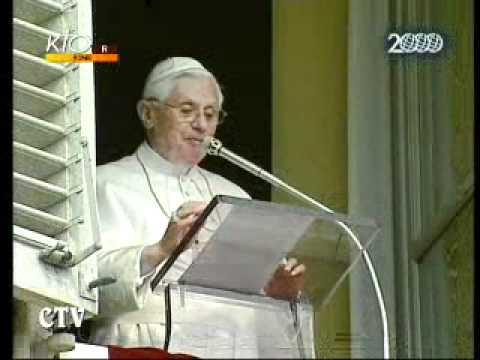 Angelus à Rome