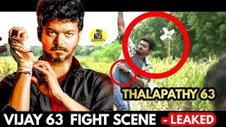 Download Thalapathy 63 Leaked Fight Sequence ! Vijay 63 First