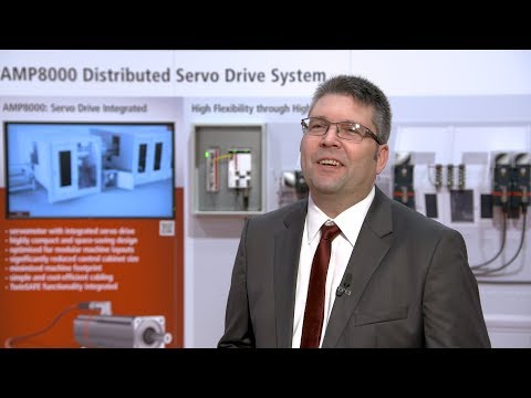 SPS IPC Drives 2017, Tag 2: Beckhoff Messe-TV