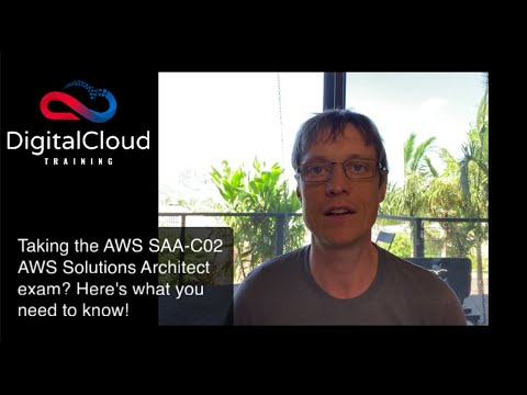 Taking the SAA-C02 exam for the AWS Solutions Architect Associate ...