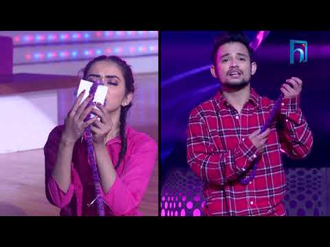 Priyana Acharya & Subham Bhujel | DWTS | Performance clip (9th week Saturday) |