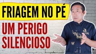TOQUE NO SEU PÉ AGORA E VEJA SE ELE ESTÁ FRIO – FIQUE ATENTO! | Dr. Peter Liu