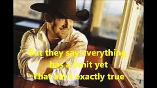 Chris Cagle   My Life Goes On And On (with Lyrics)