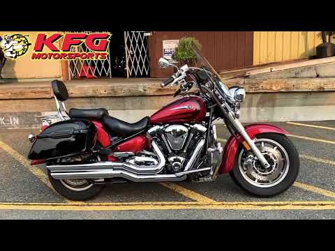 2007 Yamaha Road Star in Auburn, Washington - Video 1
