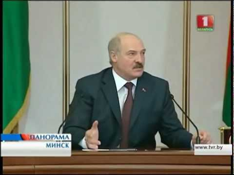 Лукашенко о работе Совета по предпринимательству