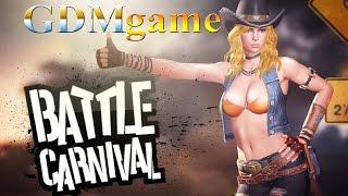 BattleCarnival смотрим режимы игры умения и подрыв