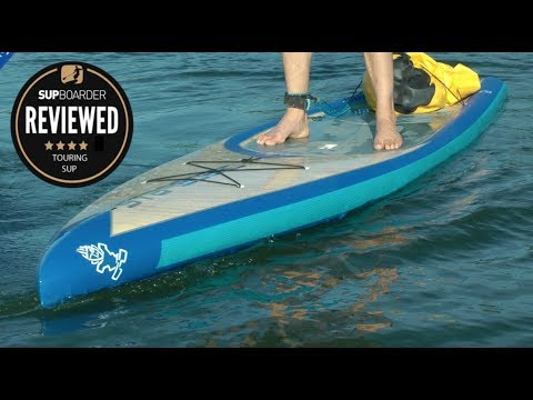 "Starboard Touring 12'6"" 2017 review / Touring SUP"