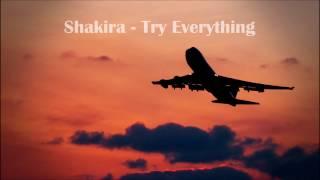 Shakira - Try Everything  magyar felirattal