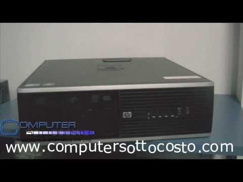 Computer HP 8000 Elite SFF www.computersottocosto.com Italia