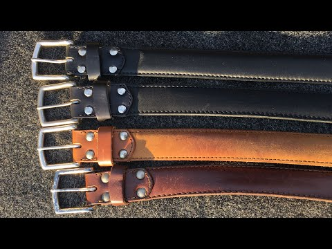 Tow Belt by Saddleback Leather review