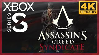 [4K] Assassin's Creed Syndicate / Xbox Series S Gameplay