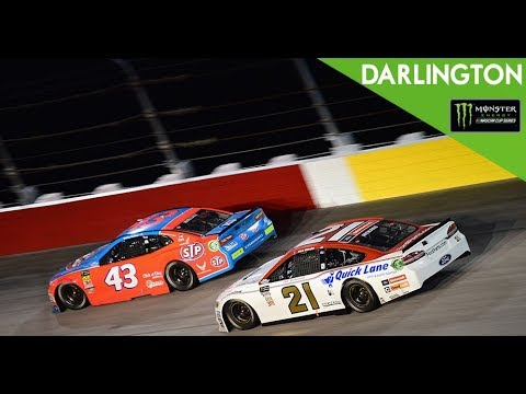 Monster Energy NASCAR Cup Series- Full Race -Bojangles' Southern 500