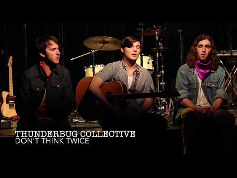 Thunderbug Collective performing Bob Dylan
