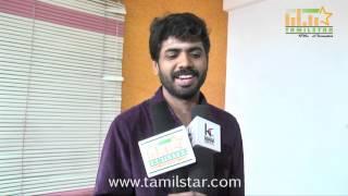 Director Ramakrishnan at Pongadi Neengalum Unga Kadhalum Team Interview