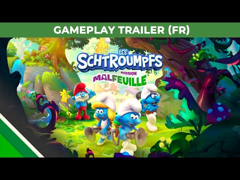 Les Schtroumpfs – Mission Malfeuille : Gameplay Trailer FR