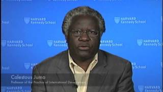 Calestous Juma on Technology, Innovation and Development