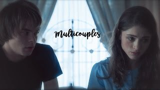 Multicouples || Clarity [MY BIRTHDAY COLLAB]