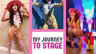 A Glimpse in to my Journey to the Stage