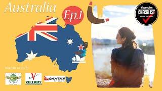 เที่ยวรอบโลก CHECKLIST 43 : Australia : NSW & QL  EP.1 OA : 10/08/59