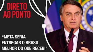 Em entrevista exclusiva, Bolsonaro faz balanço dos mil dias de governo