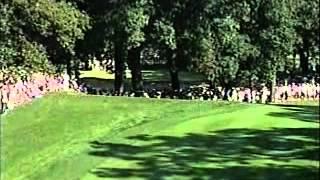 1999 PGA Championship golf Sunday final round edited