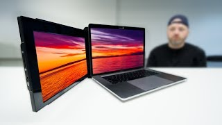 The Amazing Double Laptop!! thumbnail
