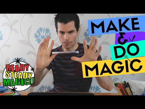 Floating Banknote Money | Make & Do Magic | Ready Steady Magic
