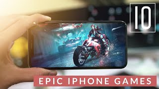 Top 10 Best iPhone Games 2020 | MUST PLAY