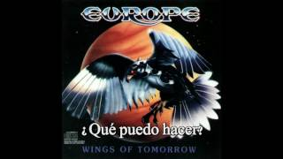 Europe Scream of anger subtitulada en español