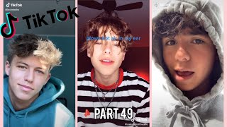 Cute Tik Tok Boys I Found On Tiktok Compilation | Part 49