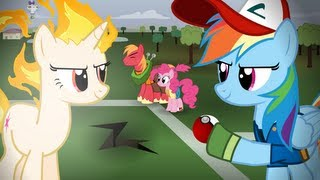 Download Youtube: Pokemon Re-enacted by Ponies