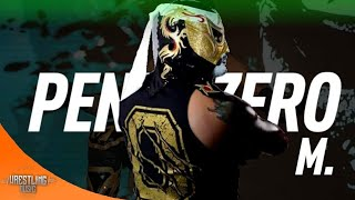 PENTA ZERO MIEDO|TRIBUTE|2018|THUNDER|WRESTLING MUSIC MX