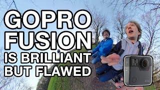 GoPro Fusion VS Yi 360 VR VS Xiaomi Mi Sphere in Stitching