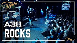 Dog Eat Dog - Think // Live 2017 // A38 Rocks