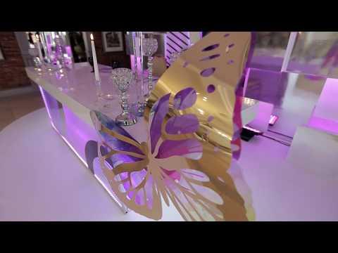 WED LEMON - студия свадебного декора, відео 7