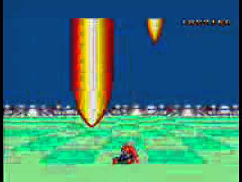Space Harrier 3-D Part 0: Setting Up