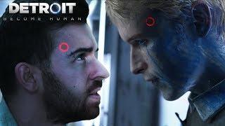 ГДЕ ИЕРИХОН?! - Detroit: Become Human #8