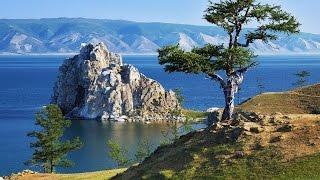 Najpiękniejsze miejsce na Świecie - Bajkał !!!