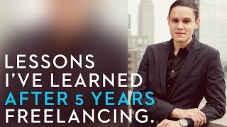 5 Years Later - Lessons I've learned from Freelancing as a Photographer